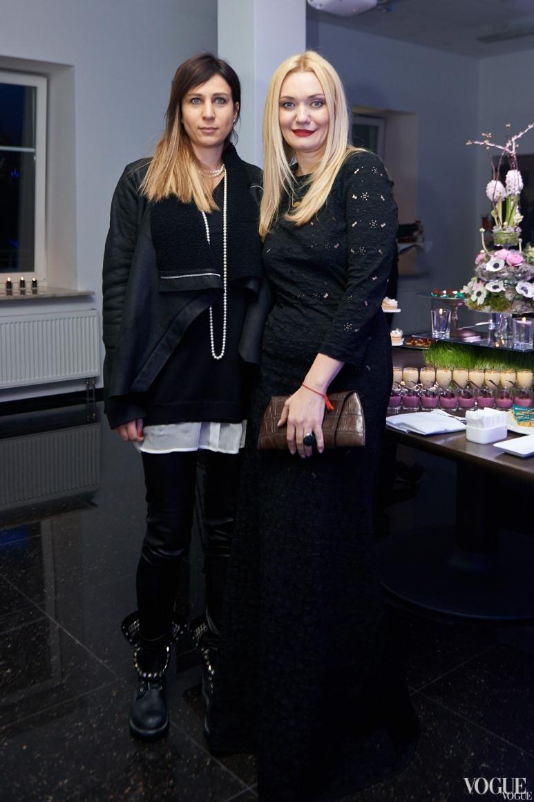 Евгения Григорьева и Ирина Ковальчук