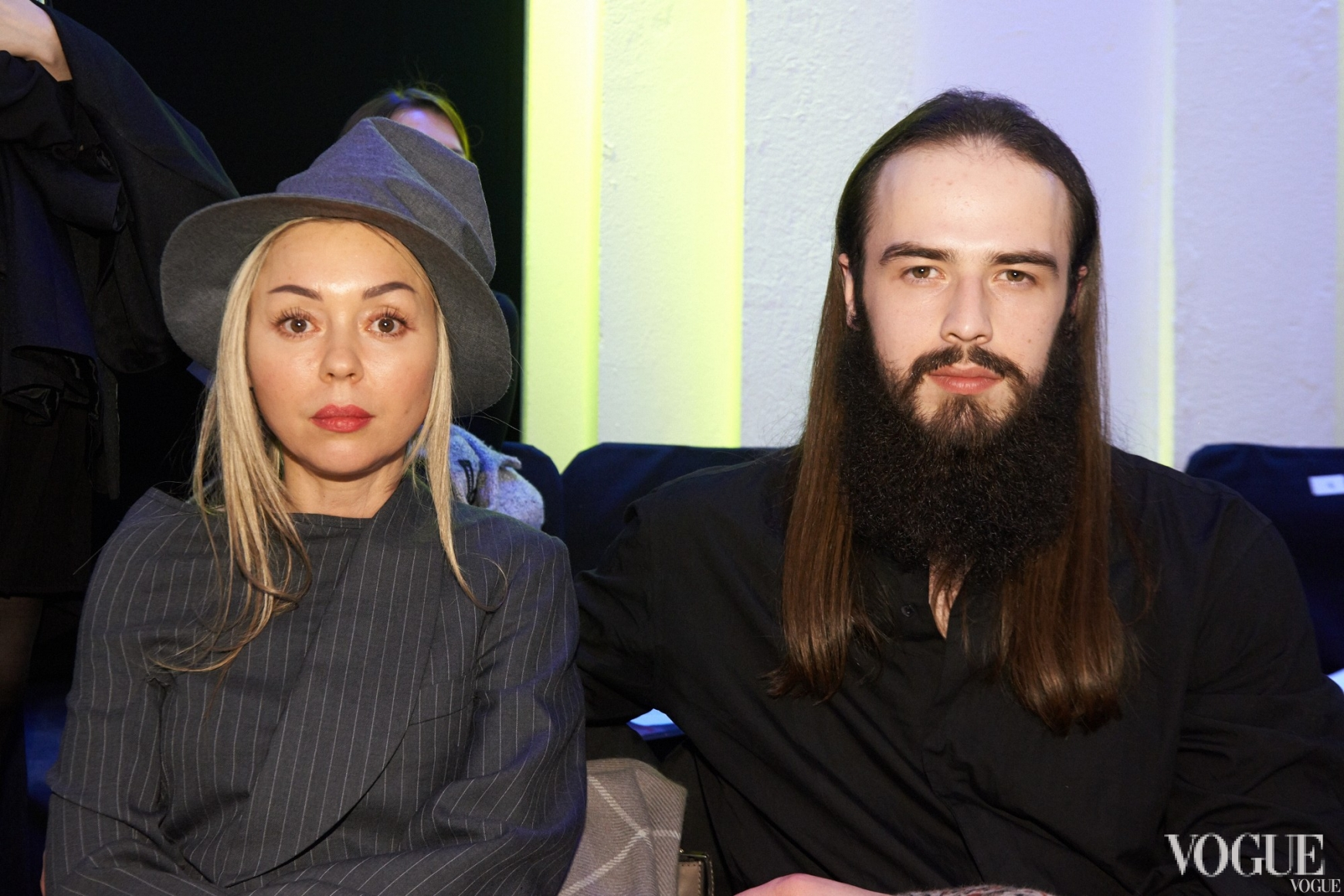 Данила Подольский и Оксана Берг