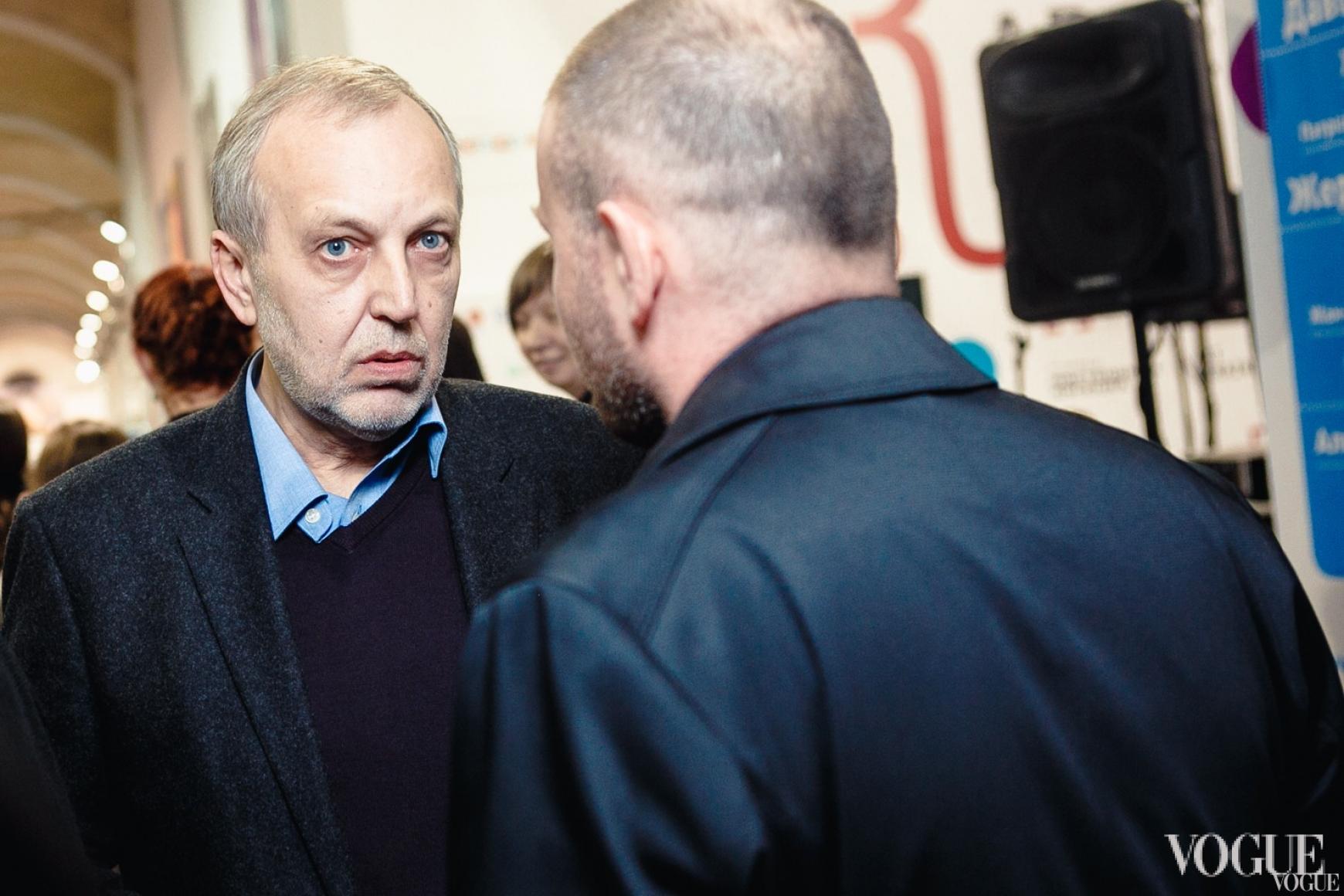 Юрий Макаров и Дмитрий Ярош
