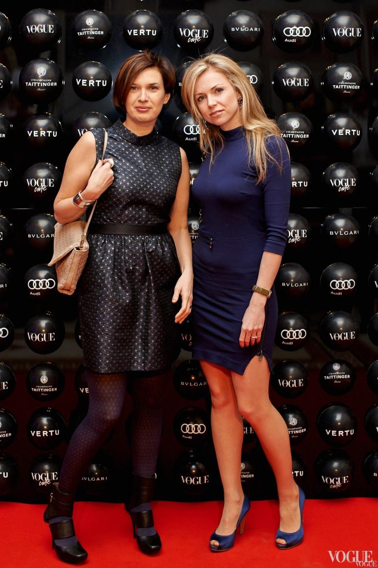 Елена Безикович и Ирина Стельмашенко