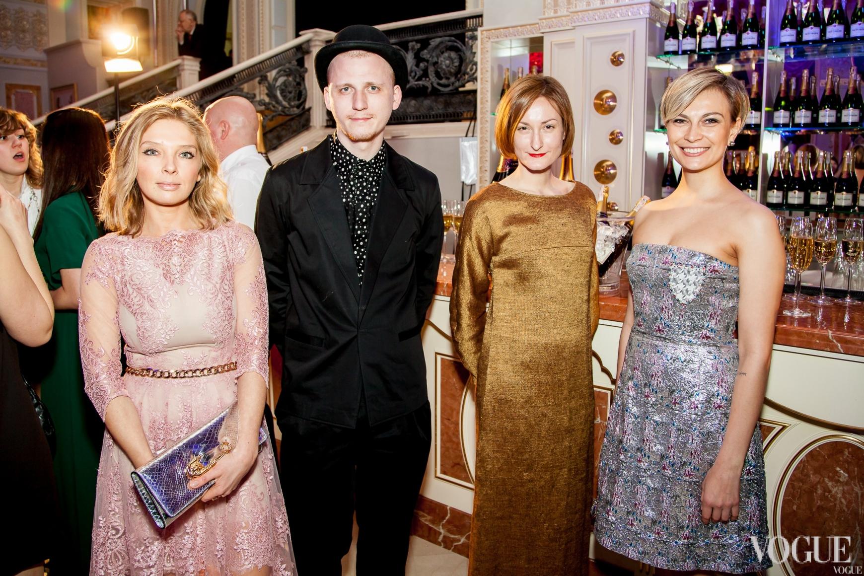 Ольга Навроцкая, Артем Климчук, Татьяна Соловей, Маша Цуканова