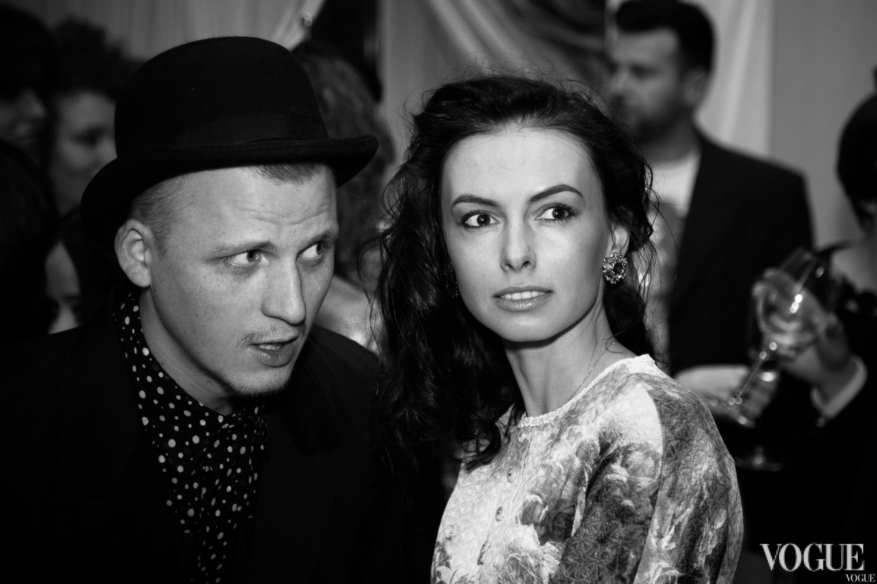Артем Климчук и Надежда Елько