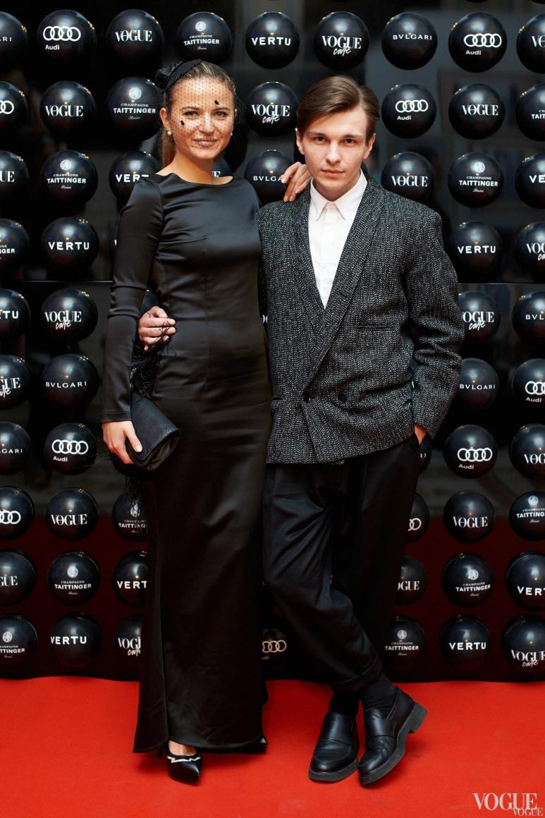 Мария Заленберг и Сергей Ковалев