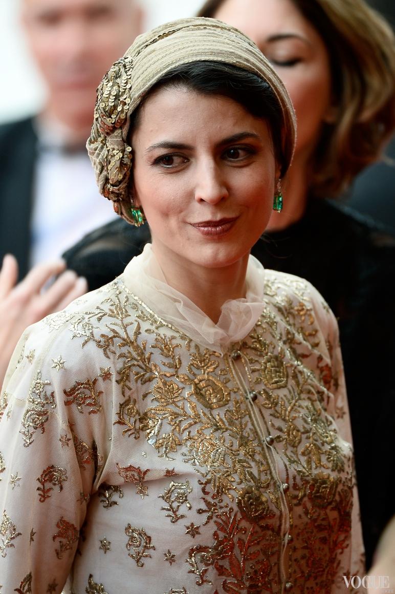Лейла Хатами, член жюри