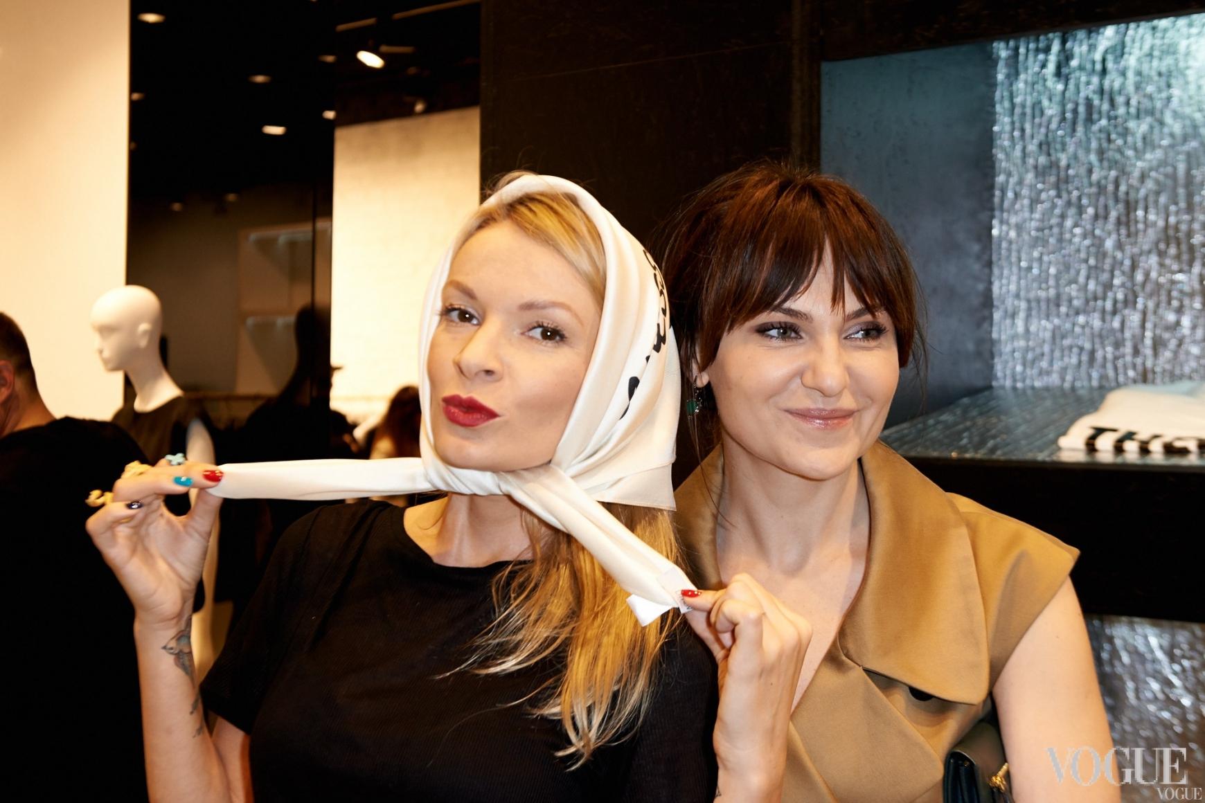 Полина Неня и Ольга Слонь