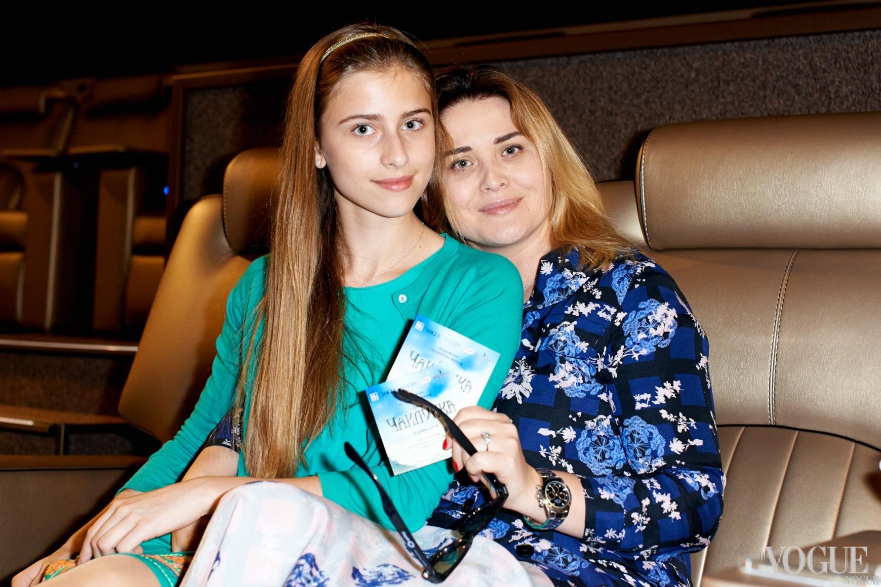 Соня и Светлана Евдокименко