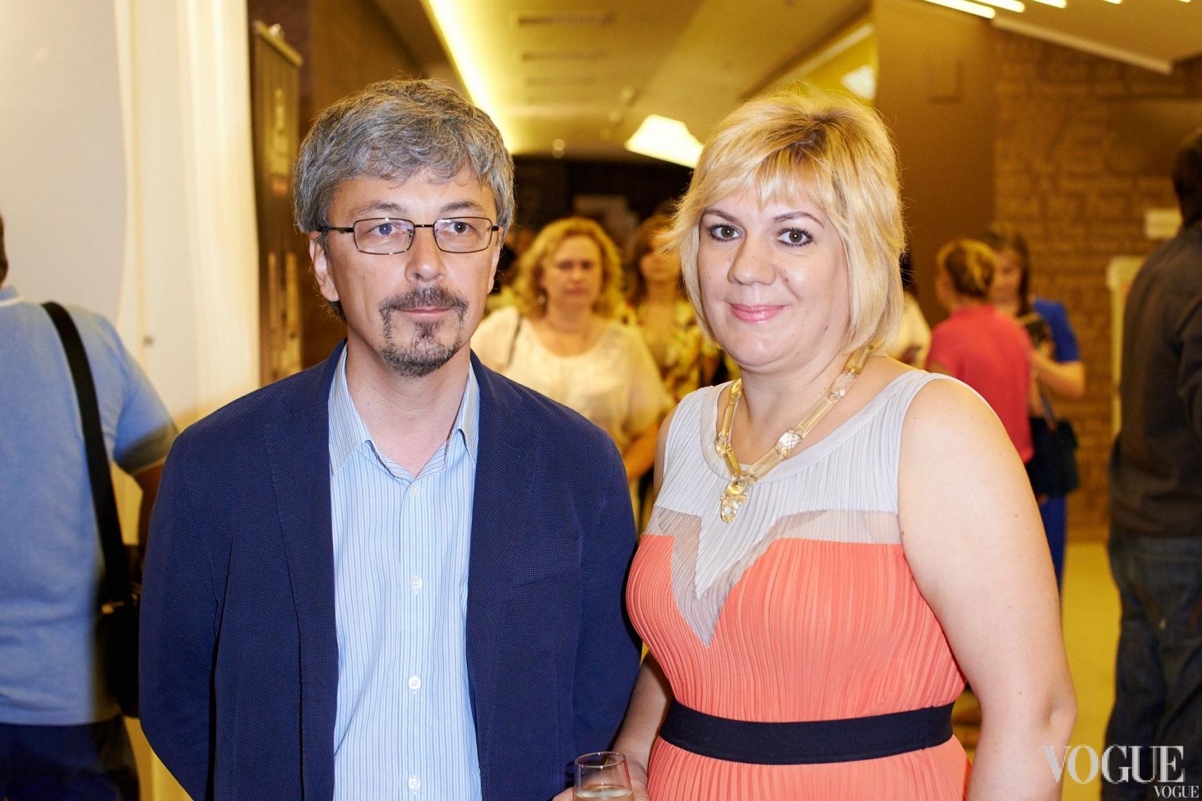 Александр Ткаченко и Ирина Заря