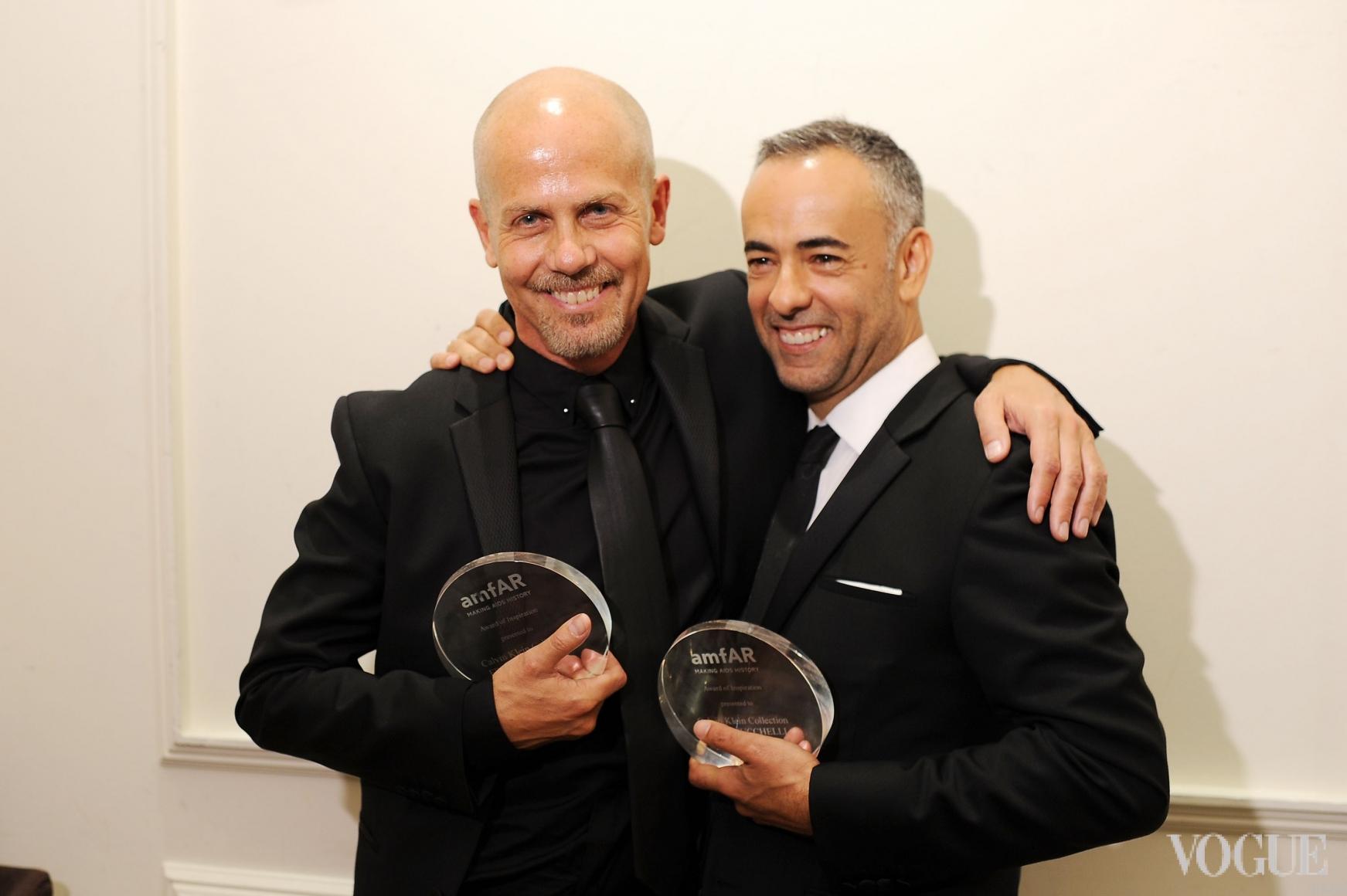 Итало Цуккелли и Франциско Коста