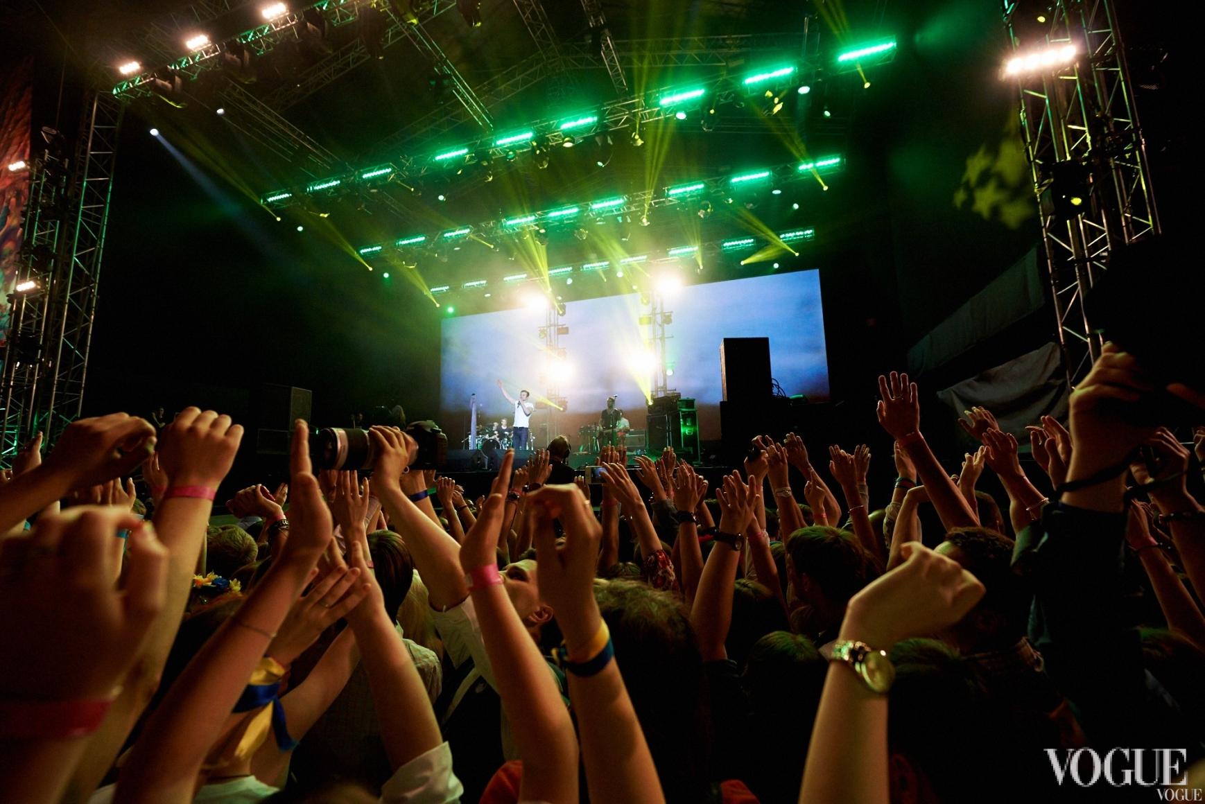 Концерт ОЕ