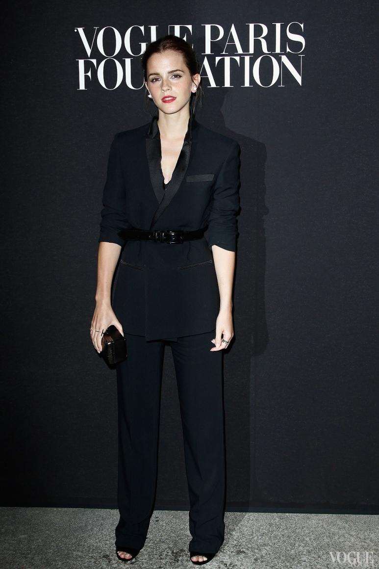 Эмма Уотсон в Givenchy