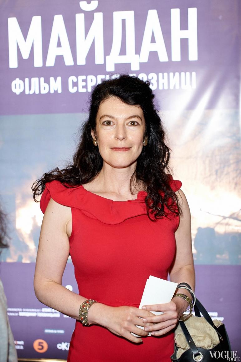 Мария Шустова-Бейкер