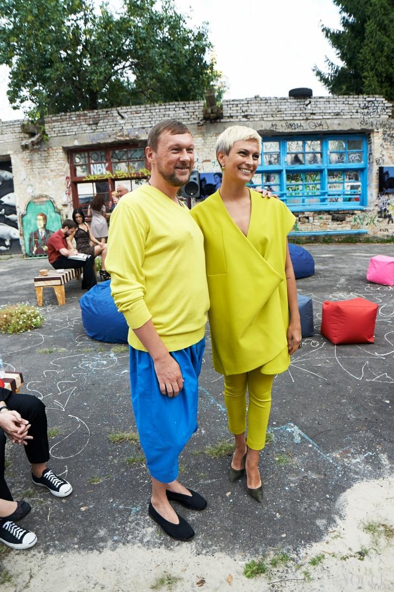 Константин Дорошенко и Маша Цуканова