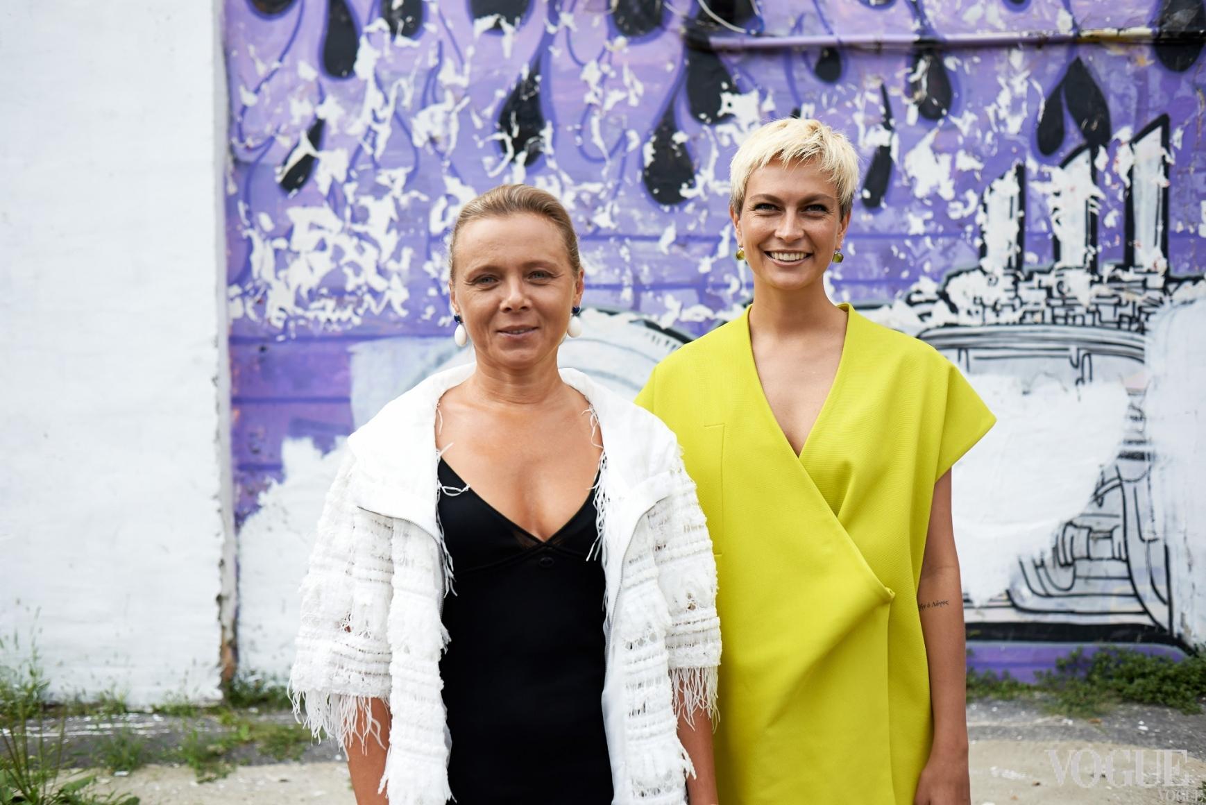 Татьяна Миронова и Маша Цуканова