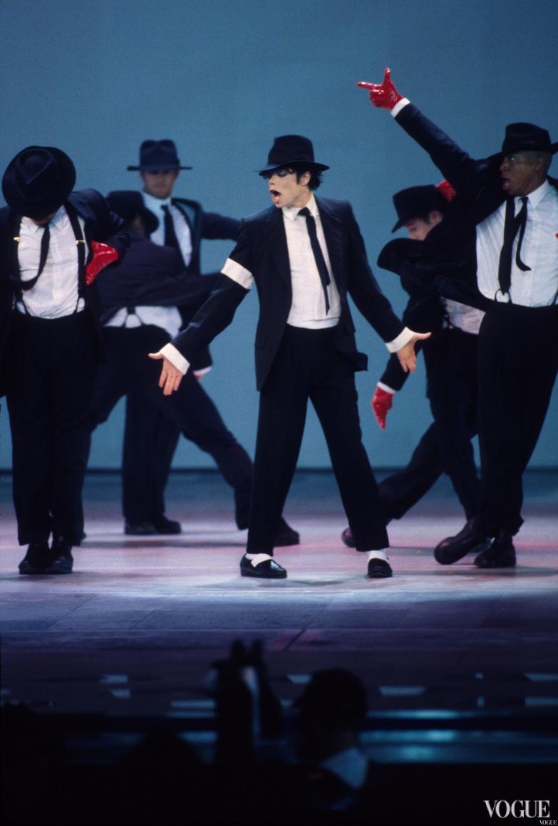 Майкл Джексон на церемонии MTV Video Music Awards 1995
