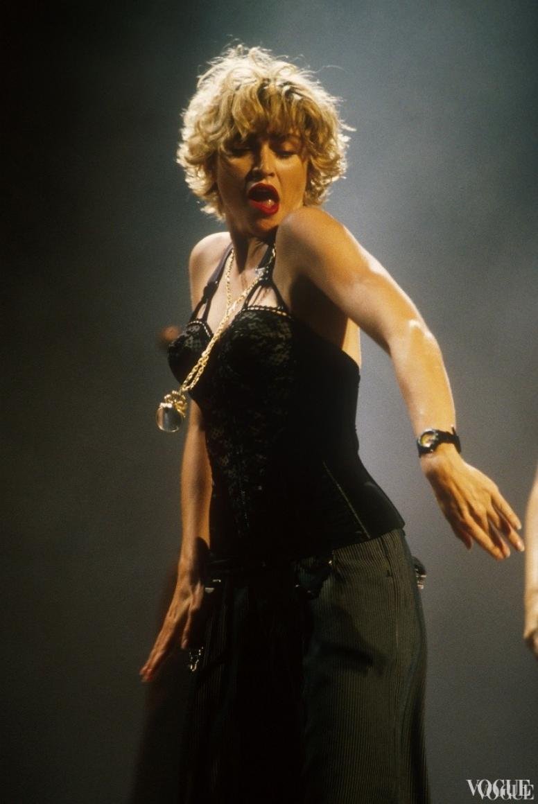 Мадонна Мадонна на церемонии MTV Video Music Awards 1989
