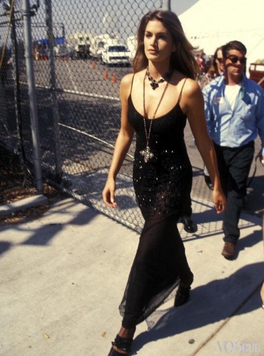 Синди Кроуфорд, 1993
