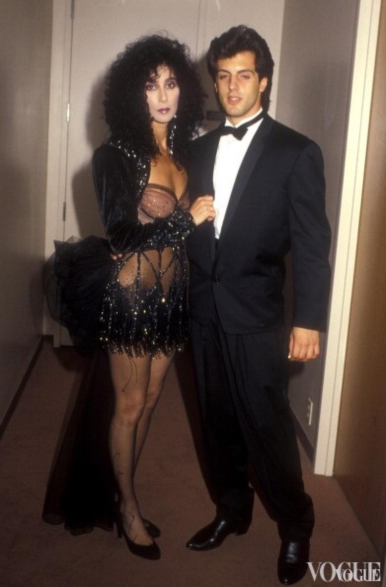 Шер и Роб Камиллетти, 1987