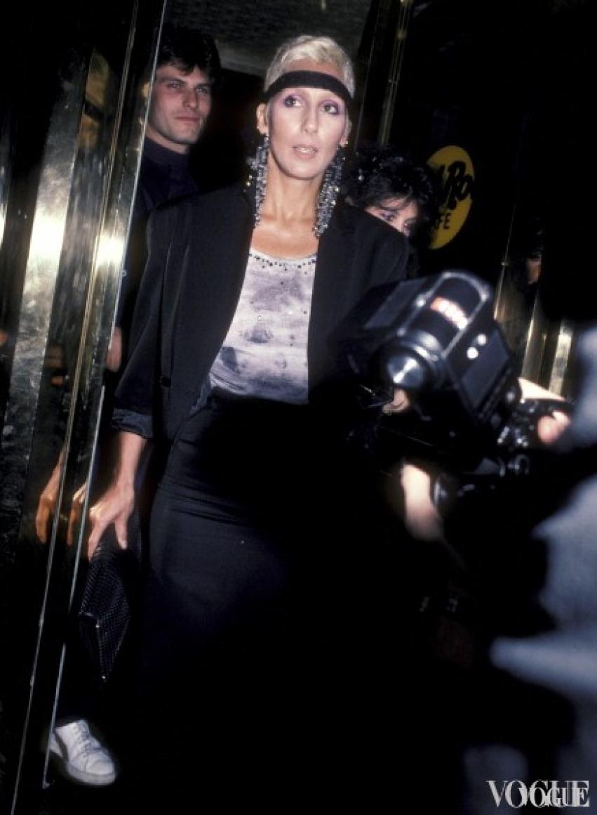 Шер, 1984