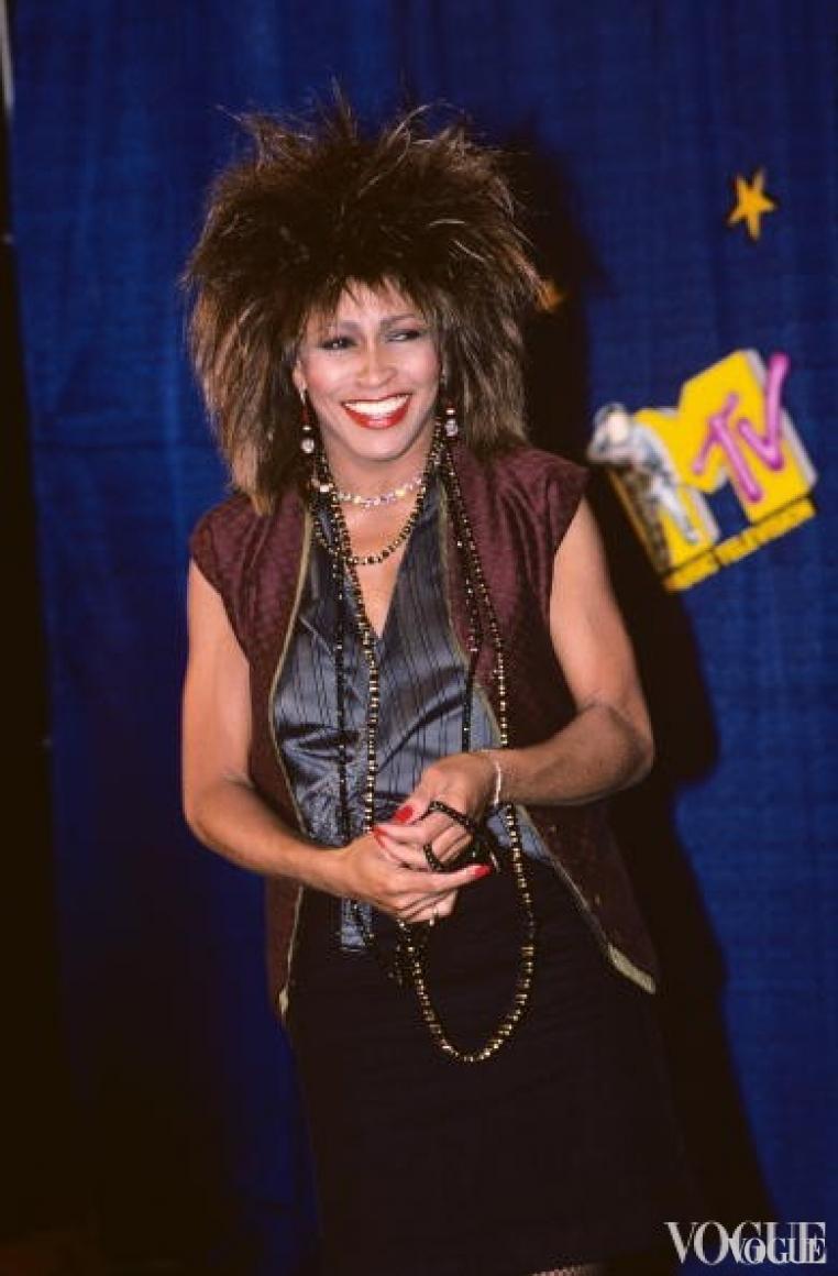 Тина Тернер, 1984