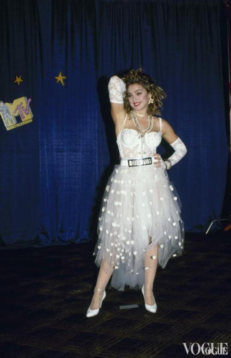 Мадонна, 1984