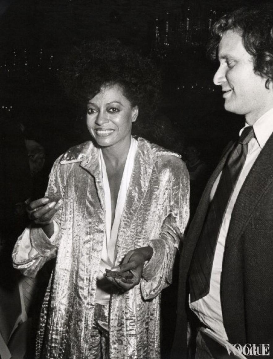 Дайана Росс, 1984