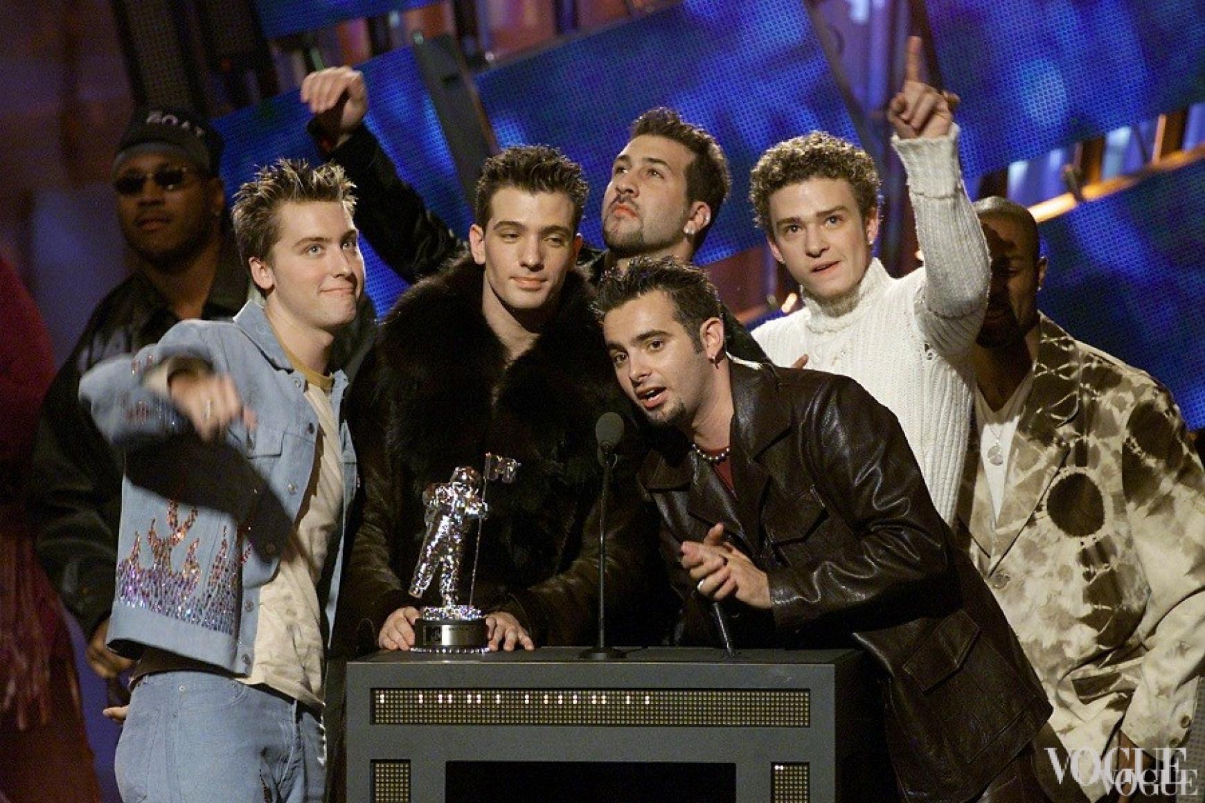 Группа 'NSYNC, 2000