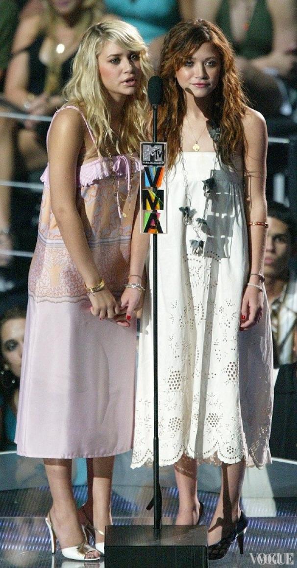 Эшли Олсен и Мэри-Кейт Олсен, 2004