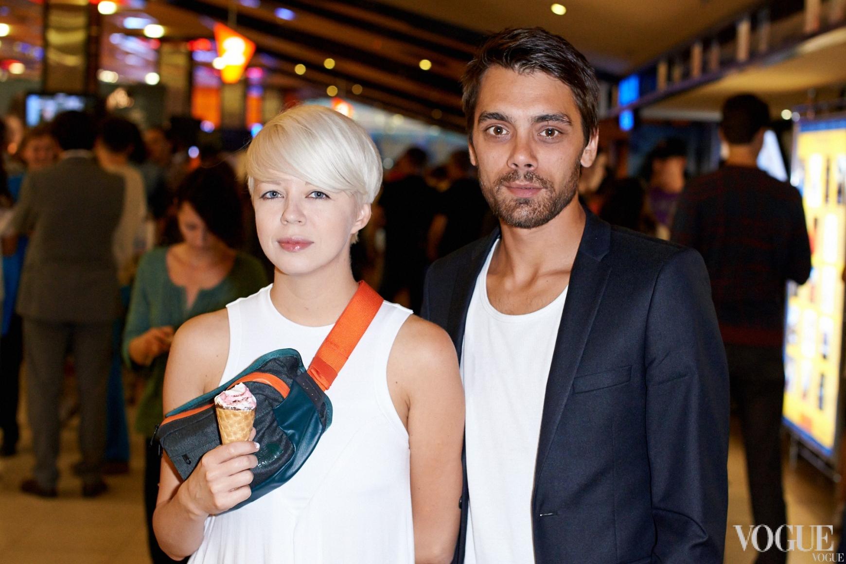 Наталья Жижченко и Евгений Филатов