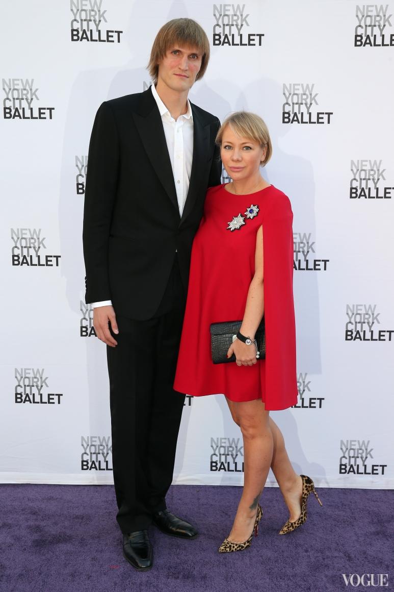 Андрей Кириленко и Маша Лопатова