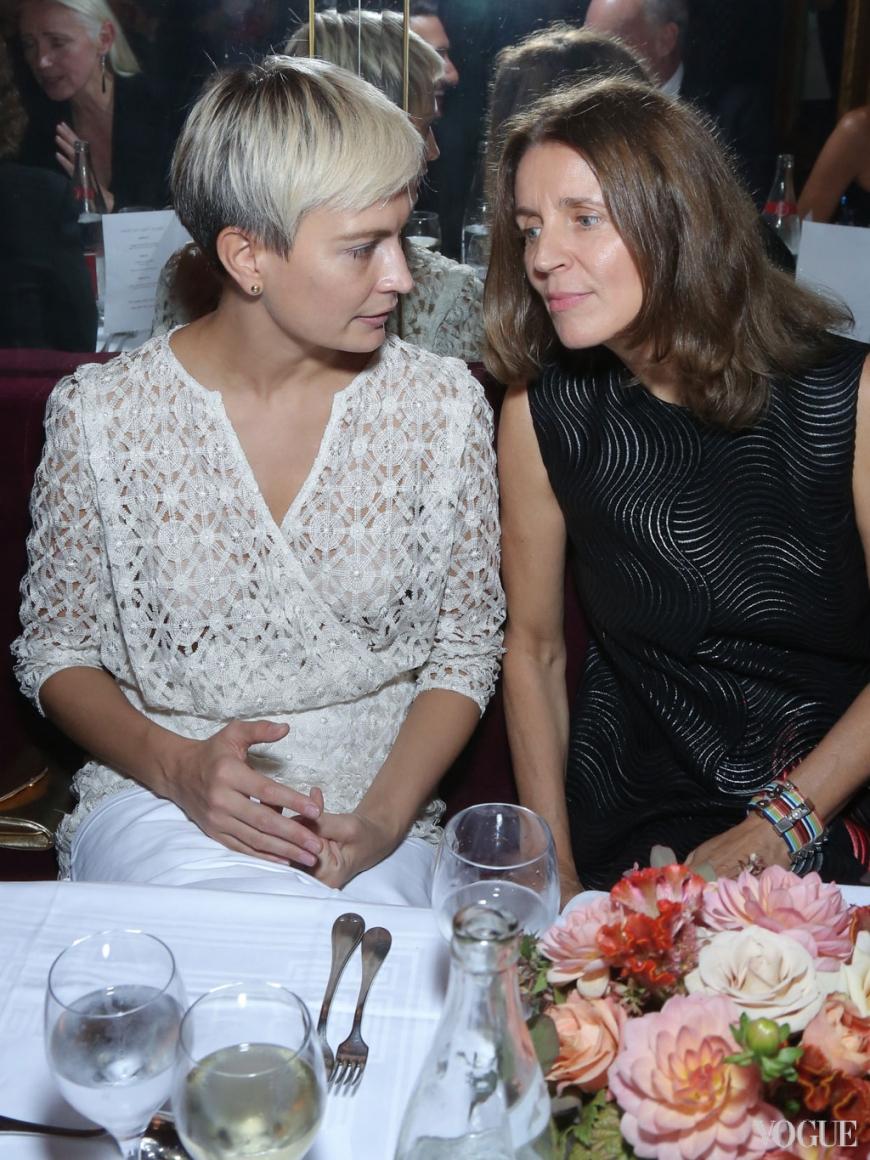 Маша Цуканова и Карла Отто