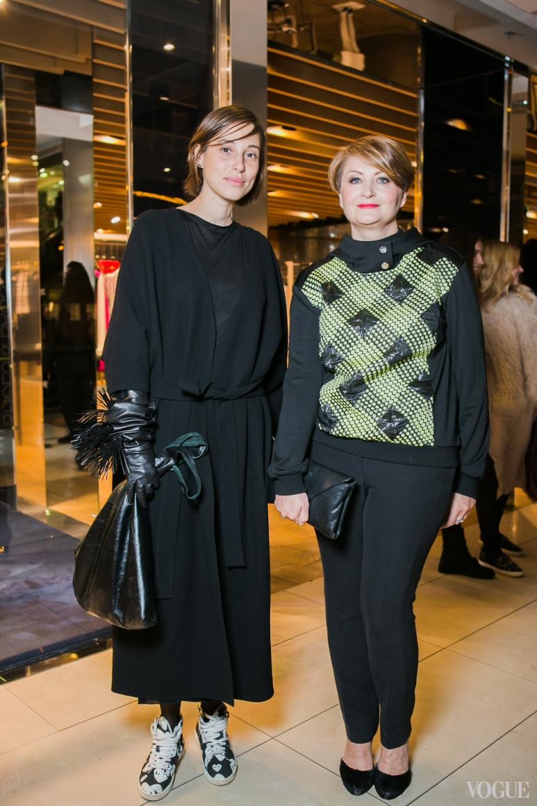 Наталья Каменская и Ирина Данилевская