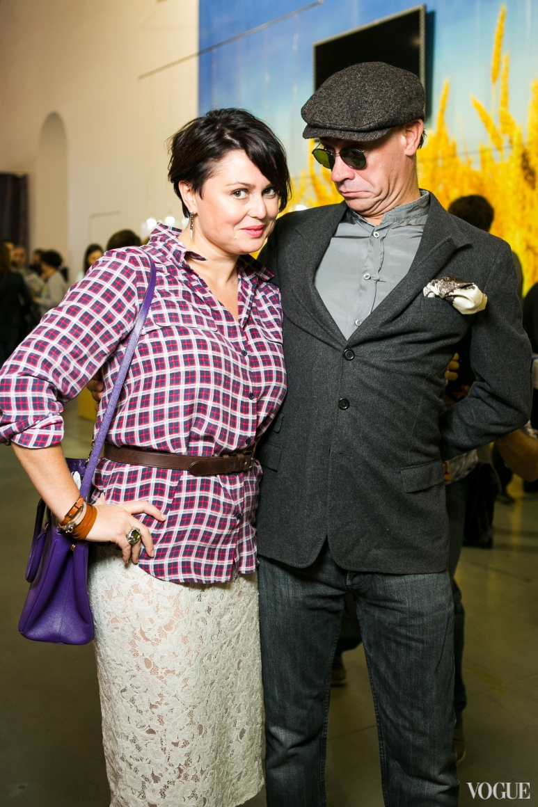 Кристина Храновская и Илья Чичкан