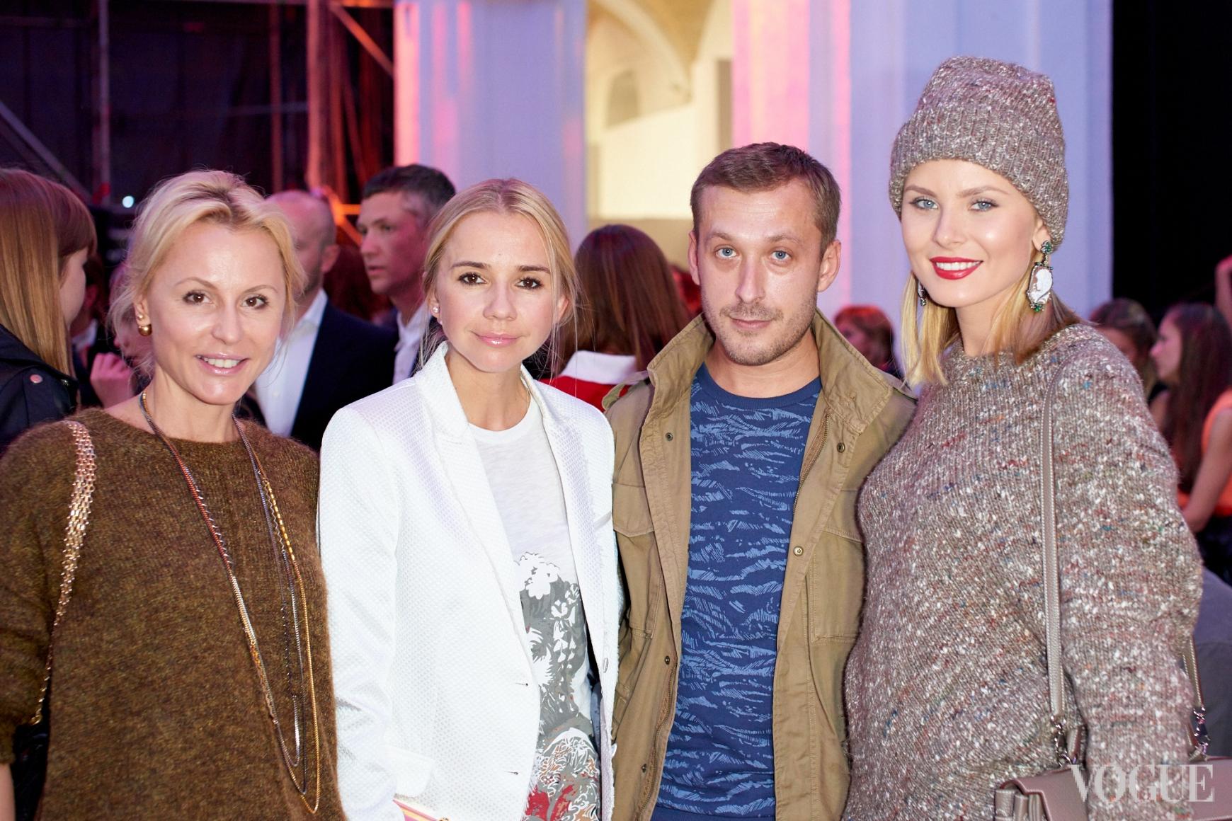 Елена Примак, Ирина Турбаевская, Сергей Никитюк, Александра Олейник