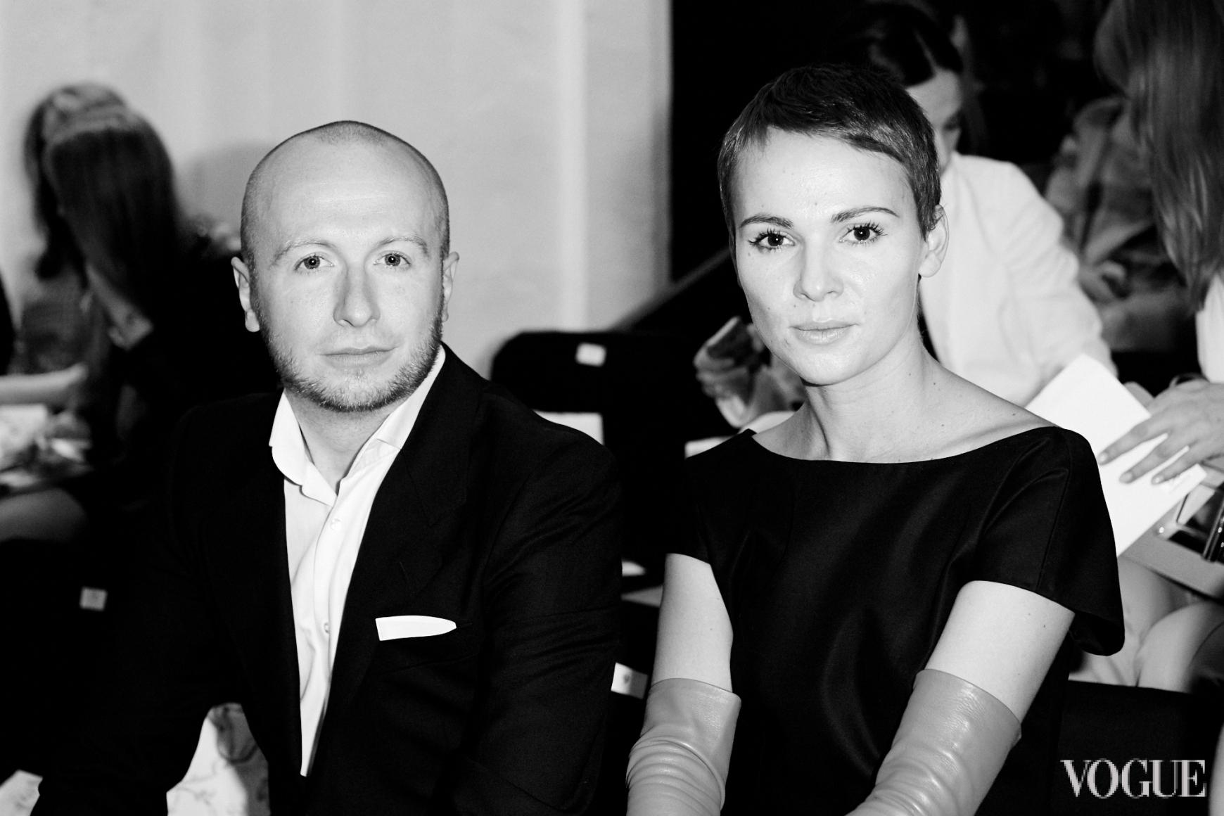 Евгений и Катя Березницкие