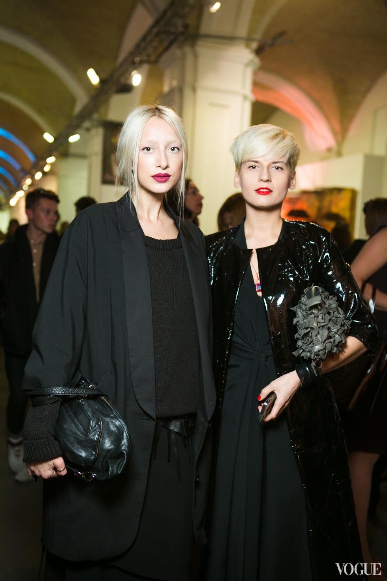 Олимпия и Катро Заубер