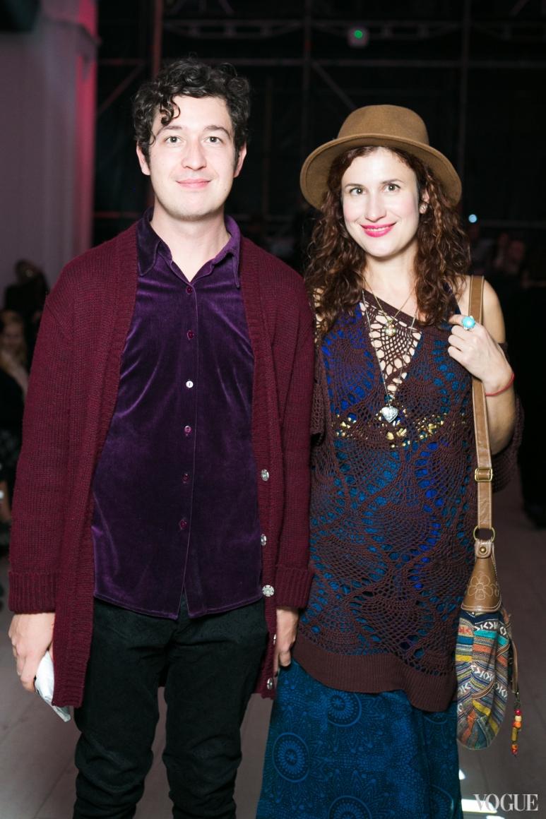 Дмитрий и Ольга Шуровы