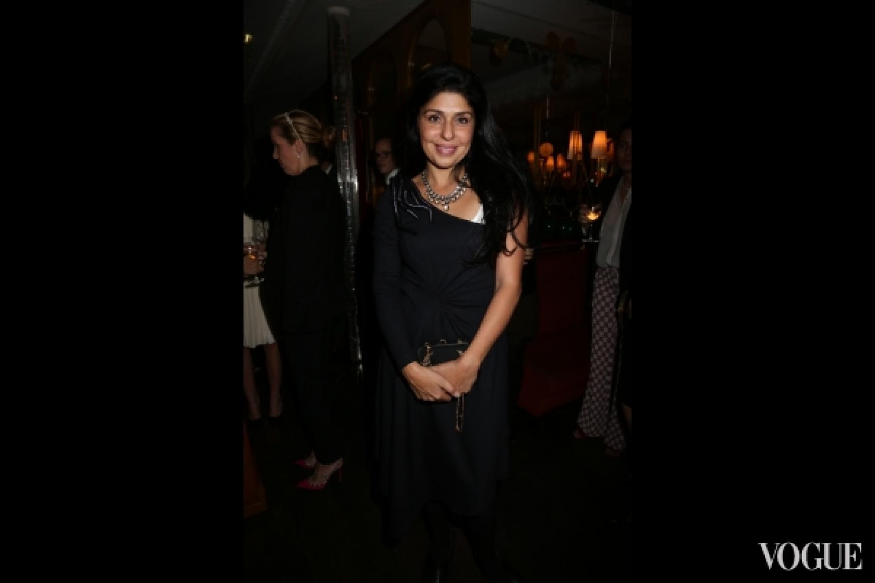 Анаита Ададжаниа (Vogue India)
