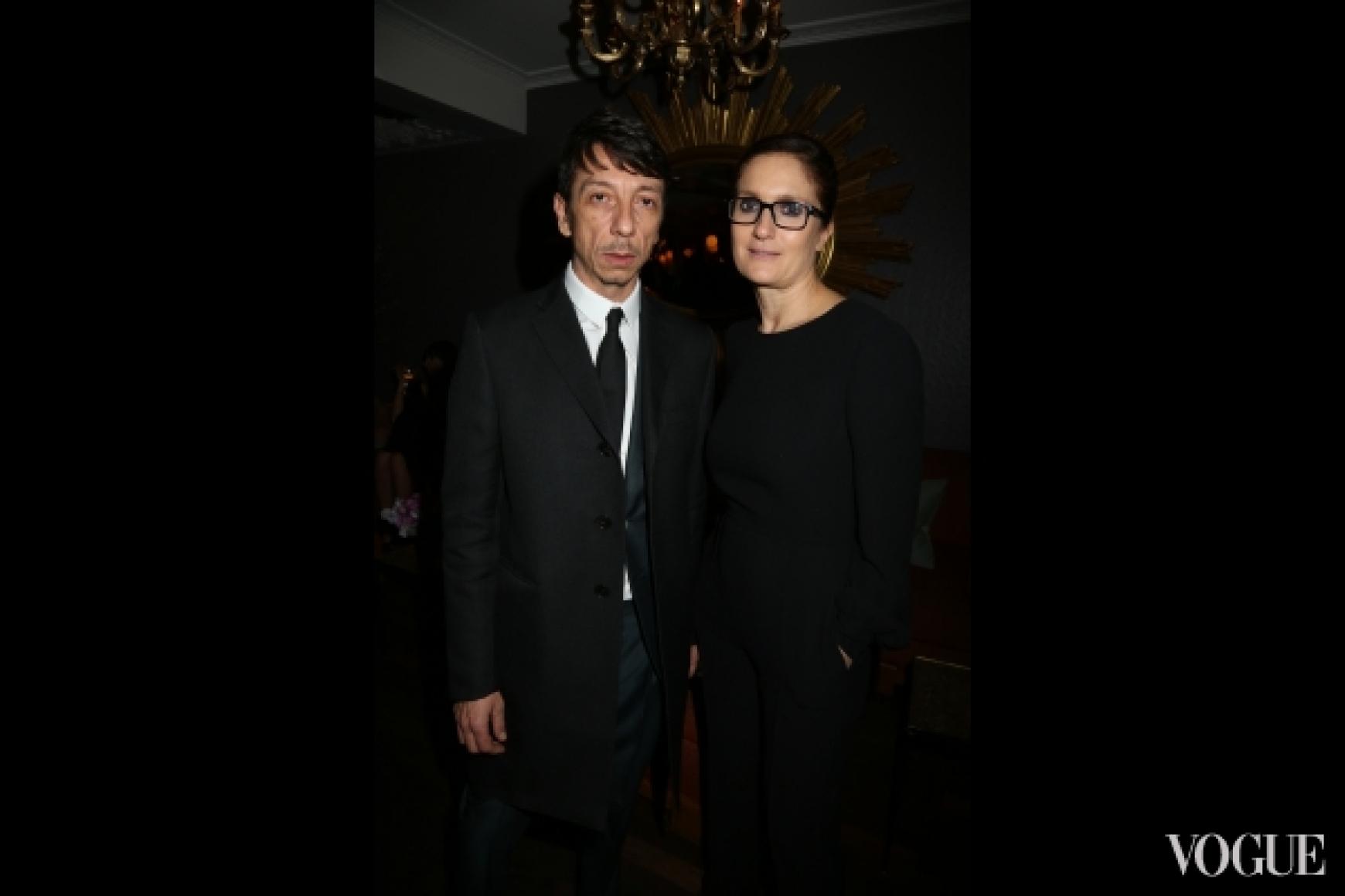 Пьерпаоло Пиччоли и Мария Грация Кьюри (Valentino)