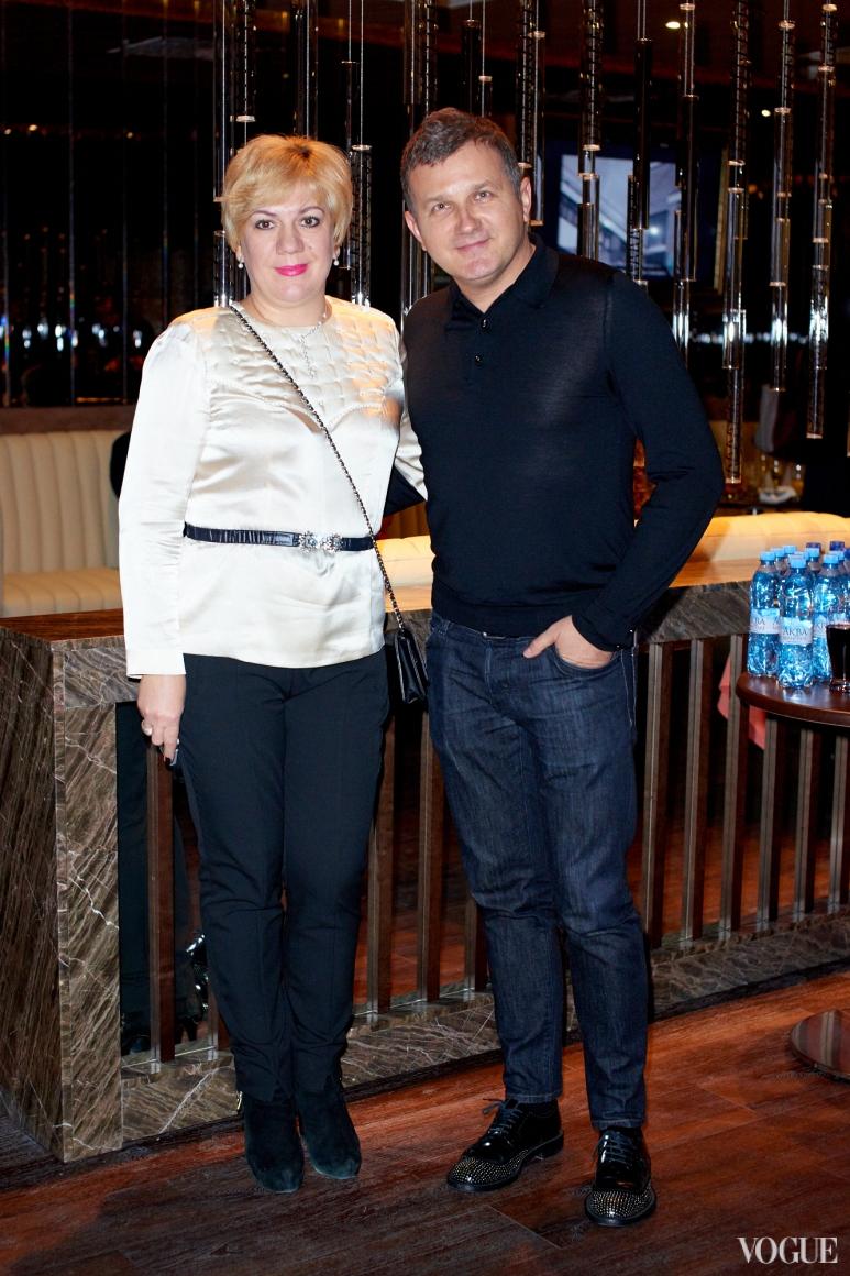 Ирина Заря и Юрий Горбунов