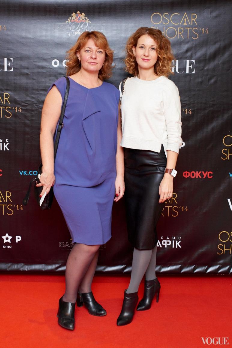 Ирина Малашенко и Светлана Рощук
