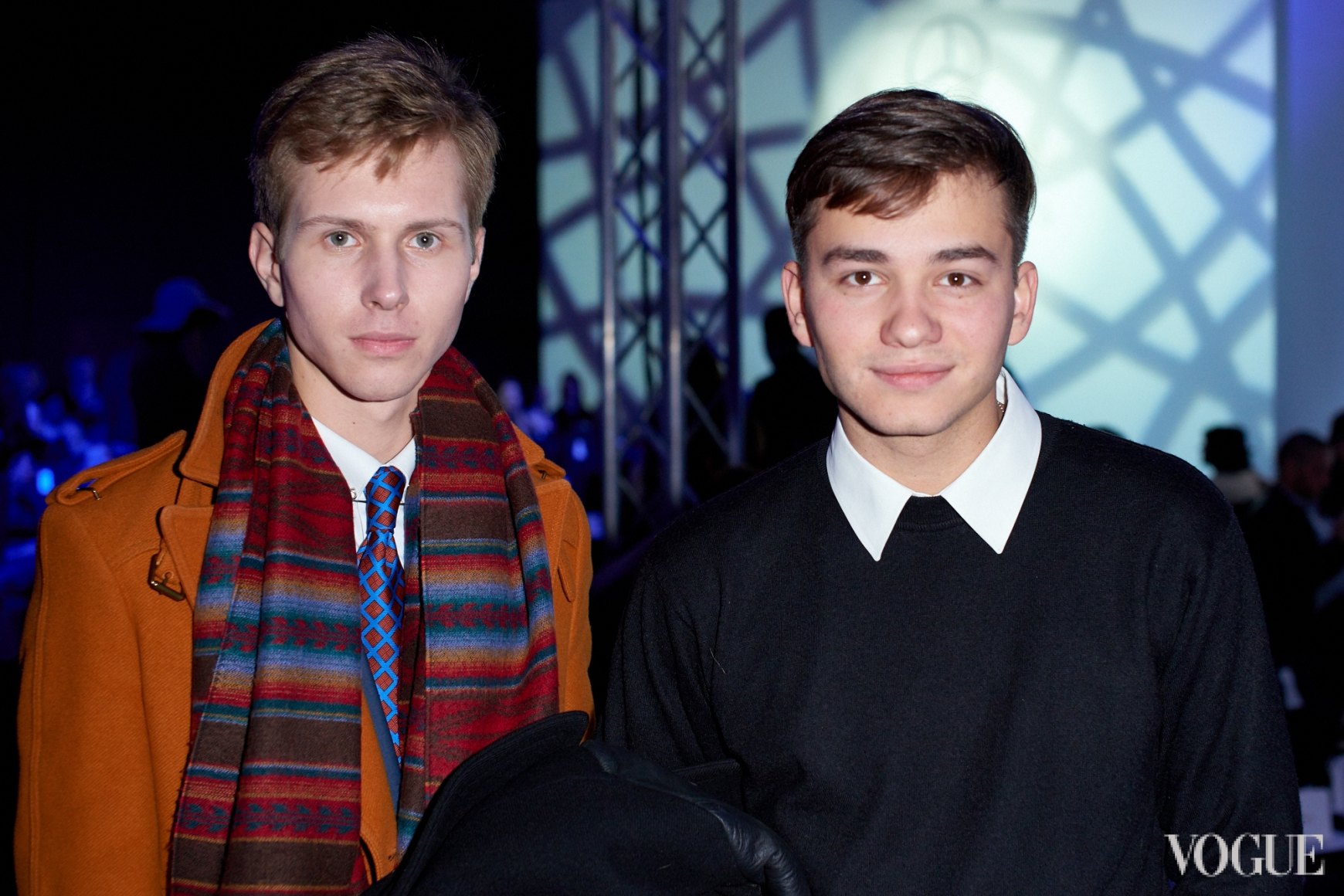 Юрий Амосов и Иван Фролов