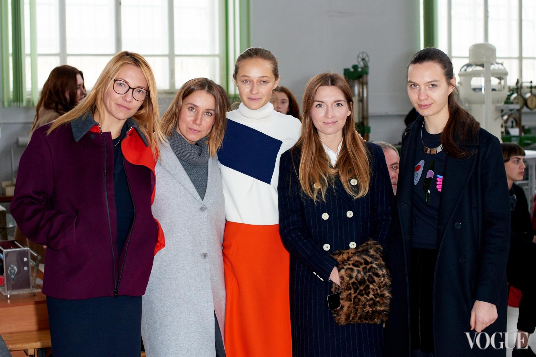 Зинаида Лихачева, Александра Бородина, Дарья Шаповалова, Елена Пащенко, Наталья Моденова