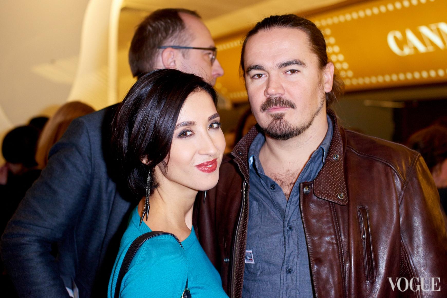 Анна Завальская и Олег Михайлюта