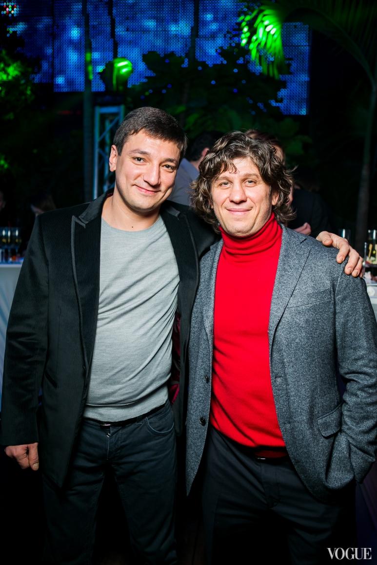 Артур Мхитарян и Эльбрус Тедеев