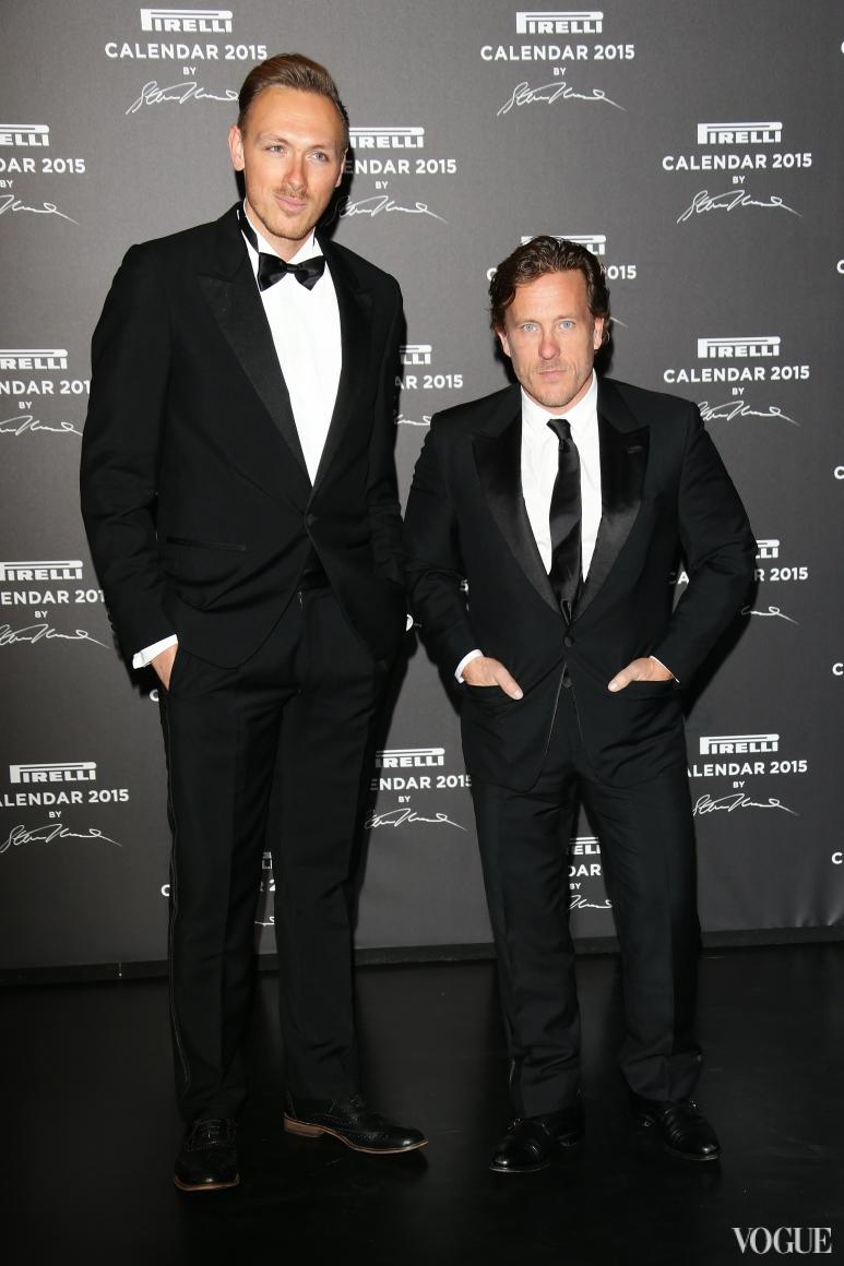 Скотт Шуман (справа)
