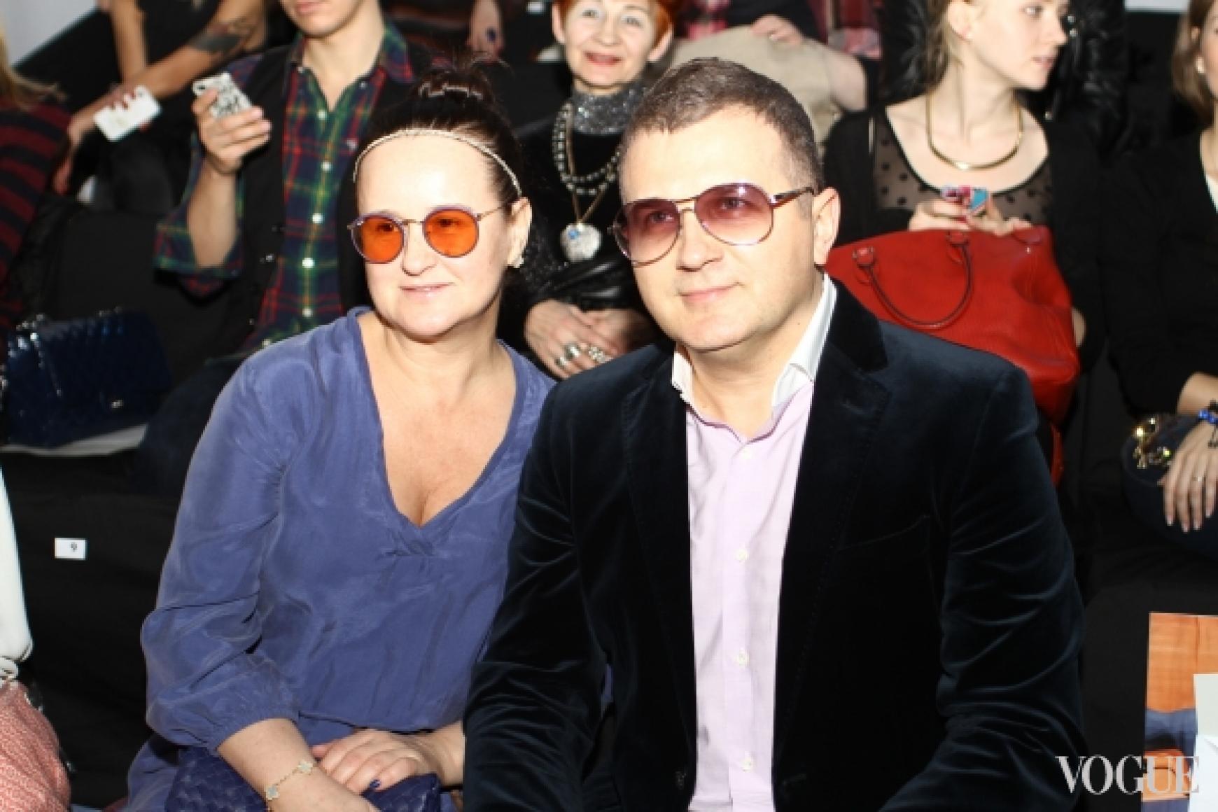 Юрий Горбунов с супругой Людмилой