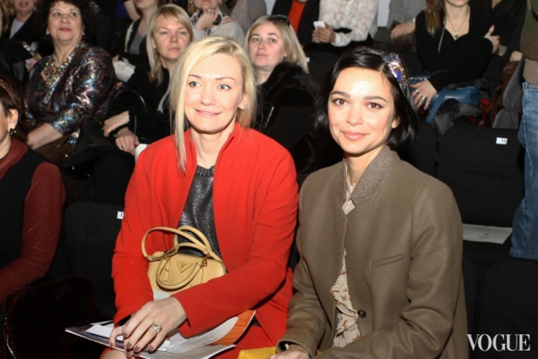 Ирина Ковальчук и Вики Лысенко