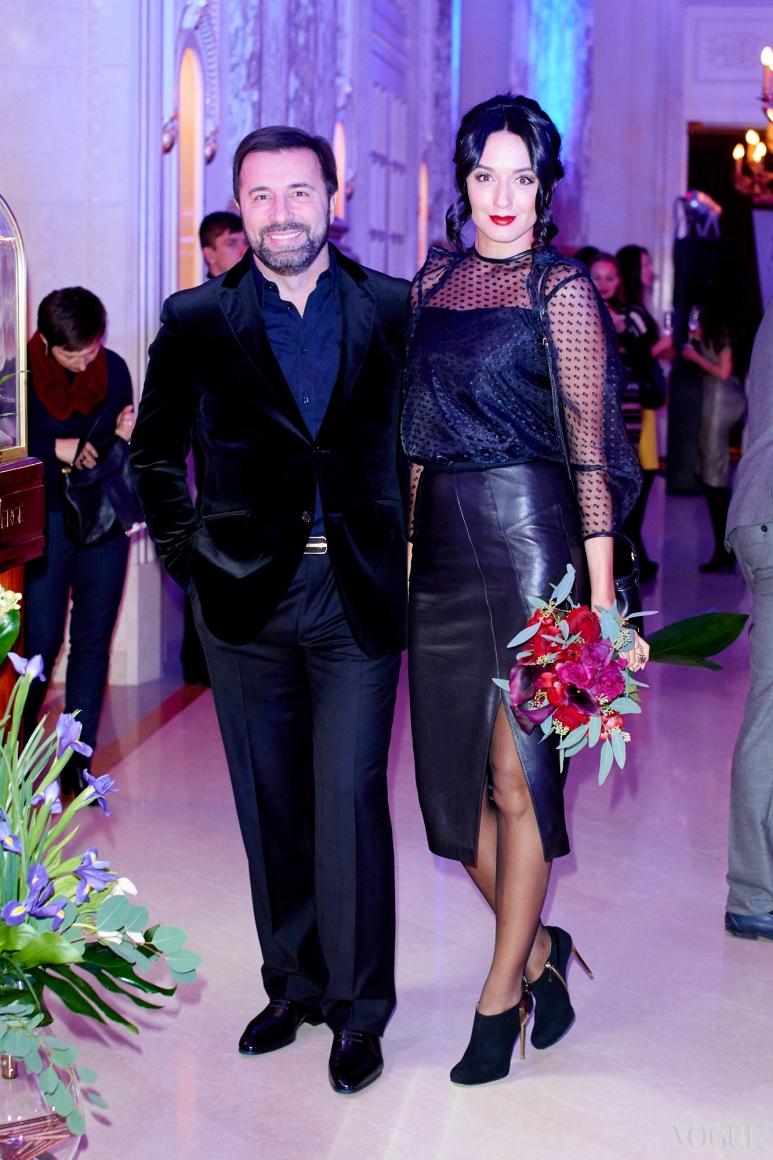 Валерия и Валерий Коновалюк