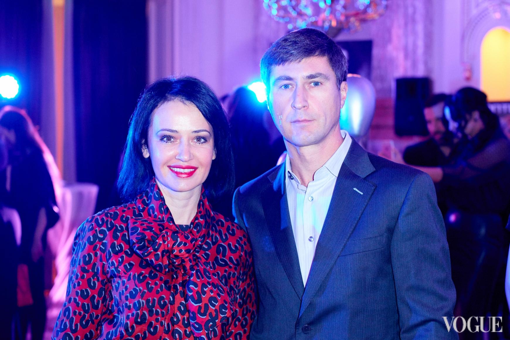 Людмила и Андрей Харив