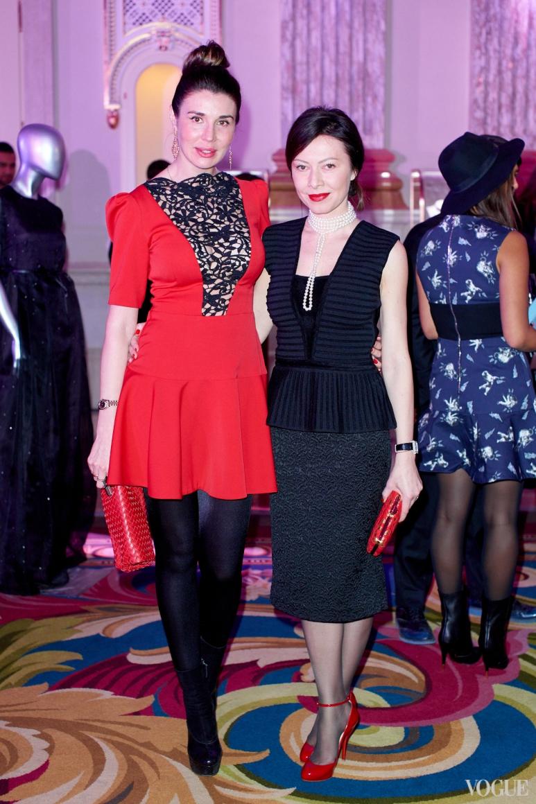 Анастасия Самбурова и Тамила Немченко